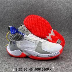 Men Jordan Why Not Zero 2 Basketball Shoes 33...
