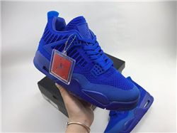 Men Air Jordan 4 Flyknit Basketball Shoes AAA...