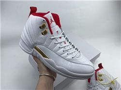 Men Basketball Shoes Air Jordan XII Retro AAAAAA 370