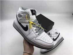 Men Air Jordan 1 Retro Basketball Shoes AAAA ...