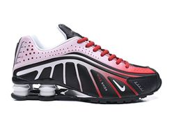 Men Nike Shox R4 OG Running Shoes 421