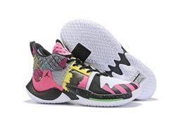 Men Jordan Why Not Zero 2 Basketball Shoes 340