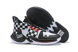 Men Jordan Why Not Zero 2 Basketball Shoes 341