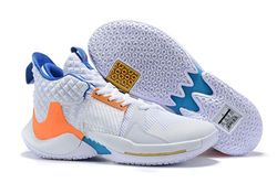Men Jordan Why Not Zero 2 Basketball Shoes 344