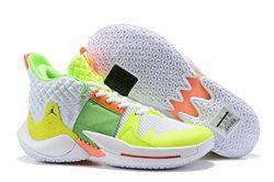 Men Jordan Why Not Zero 2 Basketball Shoes 345