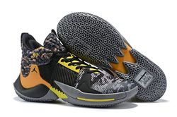 Men Jordan Why Not Zero 2 Basketball Shoes 346