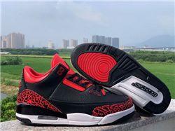 Men Basketball Shoes Air Jordan III Retro 349