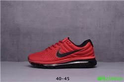Men Nike Air Max 2017 Running Shoes 202