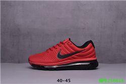 Men Nike Air Max 2017 Running Shoes 202