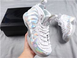 Women Sneakers Nike Air Foamposite One AAAA 222