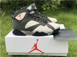 Men Patt x Air Jordan 7 OG Series AT3375 100
