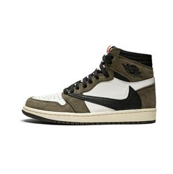 Men Air Jordan 1 Retro Basketball Shoes AAA 7...
