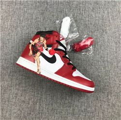 Men Air Jordan 1 Retro Basketball Shoes AAAA ...