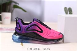 Women Nike Air Max 720 Sneakers AAA 255