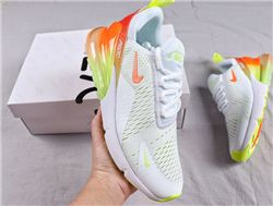 Women Nike Air Max 270 Sneakers AAAA 289