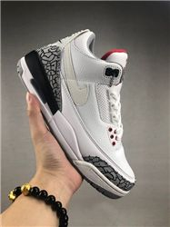 Men Air Jordan III Retro Basketball Shoes AAAA 354