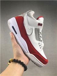 Men Air Jordan III Retro Basketball Shoes AAA...