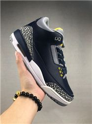 Men Air Jordan III Retro Basketball Shoes AAAA 356
