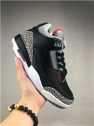Men Air Jordan III Retro Basketball Shoes AAAA 360