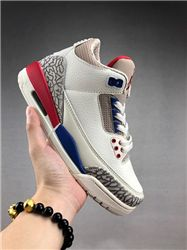 Men Air Jordan III Retro Basketball Shoes AAAA 366
