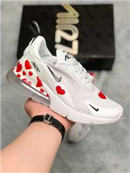 Women Nike Air Max 270 Sneakers AAAA 293