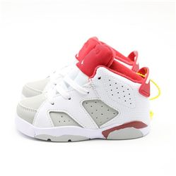 Kids Air Jordan VI Sneakers 230