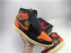Men Air Jordan 1 Shattered Backboard Basketba...