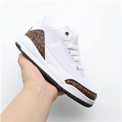 Kids Air Jordan III Sneakers 235