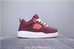 Kids Air Jordan IV Sneakers 257