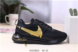 Men Nike Air Max 720 Flyknit Running Shoes AAA 295