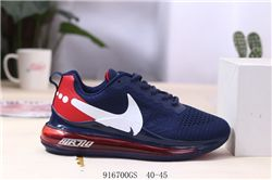 Men Nike Air Max 720 Flyknit Running Shoes AAA 298
