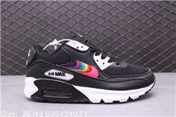 Men Nike Air Max 90 Running Shoe 366
