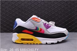 Men Nike Air Max 90 Running Shoe 367