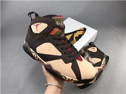 Men Basketball Shoes Air Jordan VII Retro AAAA 376