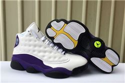 Men Air Jordan XIII Retro Basketball Shoes AAA 375