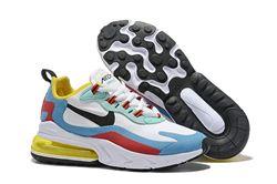 Women Nike Air Max 270 React Sneakers 293