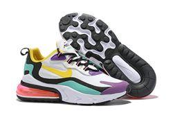 Women Nike Air Max 270 React Sneakers 295