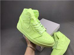 Women Air Jordan 1 High Premium Sneaker AAAA ...