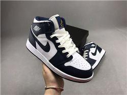 Women Sneaker Air Jordan 1 Retro AAAA 558