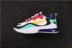 Women Nike React Air Max 270 Sneakers AAAA 296