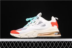 Men Nike React Air Max 270 Running Shoes AAAA...