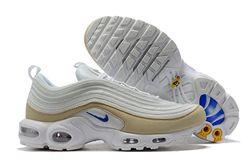 Men Nike Air Max Plus 97 Running Shoes 518