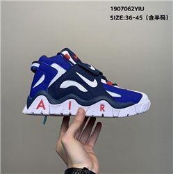 Men Nike Air Barrage Mid Basketball Shoes AAAA 324
