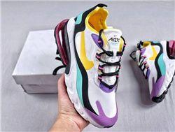 Women Nike React Air Max 270 Sneakers AAA 298