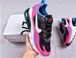 Women Nike React Air Max 270 Sneakers AAA 299