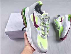 Men Nike React Air Max 270 Running Shoes AAA ...