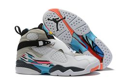 Men Air Jordan VIII Retro Basketball Shoes 22...