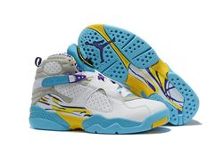 Men Air Jordan VIII Retro Basketball Shoes 229