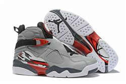 Men Air Jordan VIII Retro Basketball Shoes 235