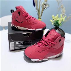 Kids Air Jordan VII Sneakers 223